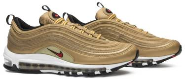 wholesale dealer 23b51 88233 Air Max 97 OG QS 'Metallic Gold'