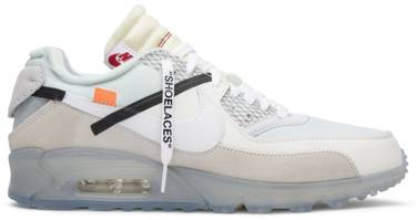 d201c93183 OFF-WHITE x Air Max 90 'The Ten' - Nike - AA7293 100 | GOAT