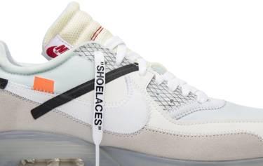 85be867ae90 OFF-WHITE x Air Max 90  The Ten . Virgil Abloh s Nike ...
