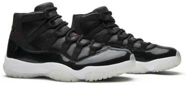 19e29f30570d Air Jordan 11 Retro  72-10  - Air Jordan - 378037 002