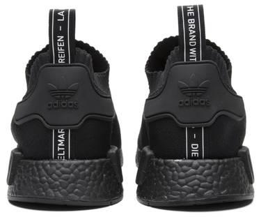 half off 47356 82e76 Adidas Nmd Triple Black Japan – Fashionsneakers.club