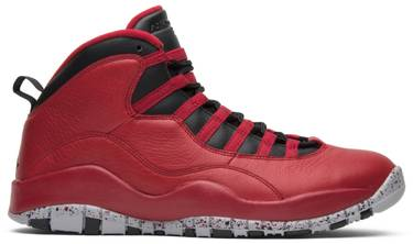 sports shoes 63a02 c1fba Air Jordan 10 Retro  Bulls Over Broadway