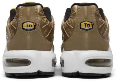 ef3e6a11cb Air Max Plus QS 'Metallic Gold' - Nike - 903827 700   GOAT