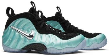 size 40 2143f ea70a Air Foamposite Pro 'Island Green'