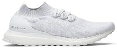 266fa258e26 UltraBoost Uncaged  Triple White  - adidas - BY2549