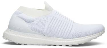 1a3d6ca90 UltraBoost Laceless 'Triple White' - adidas - S80768 | GOAT