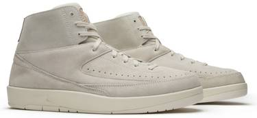 fa1849237314 Air Jordan 2 Retro Deconstructed  Sail  - Air Jordan - 897521 100