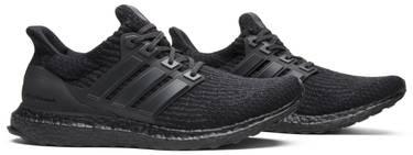 9514431cb7e52 UltraBoost 3.0 Limited  Triple Black 2.0  - adidas - CG3038