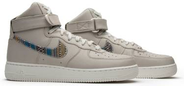 the best attitude 325db 0f5ae Air Force 1 High 07 LV8  Afro Punk . Nike