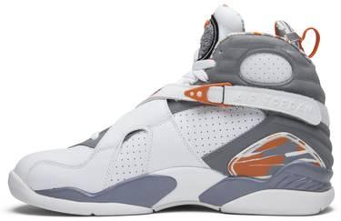 78549b314d9 Air Jordan 8 Retro 'Orange Blaze' - Air Jordan - 305381 102 | GOAT