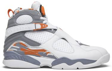 the latest 063b6 481c3 Air Jordan 8 Retro 'Orange Blaze'