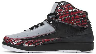 0e4aaf7e522e0f Air Jordan 2 Retro  Eminem  - Air Jordan - 308308 002