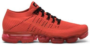 de0fe3d433fa3 CLOT x Air VaporMax  Bright Crimson  - Nike - AA2241 006