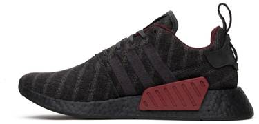 new arrival 9e672 44035 Henry Poole x size? x NMD_R2 'Grey'