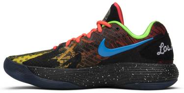 55e99a36fd01 Hyperdunk 2017 Low  Los Angeles  - Nike - AH9053 001