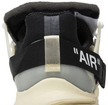 5ad421821ddd OFF-WHITE x Air Presto  The Ten  - Nike - AA3830 001