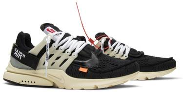 san francisco 02fe4 c4306 OFF-WHITE x Air Presto  The Ten