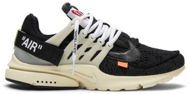 7435b5d9797 OFF-WHITE x Air Presto  The Ten  - Nike - AA3830 001
