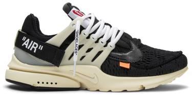 fad5930584 OFF-WHITE x Air Presto 'The Ten' - Nike - AA3830 001 | GOAT