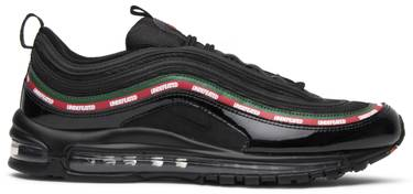 finest selection 81b4e d6451 Undefeated x Air Max 97 OG 'Black'
