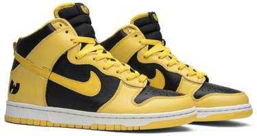 brand new d6d63 e2292 Wu-Tang x Dunk High LE - Nike - 630335 073 | GOAT