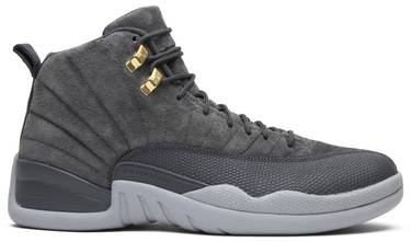 23273a8fdbddd Air Jordan 12 Retro 'Dark Grey' - Air Jordan - 130690 005 | GOAT
