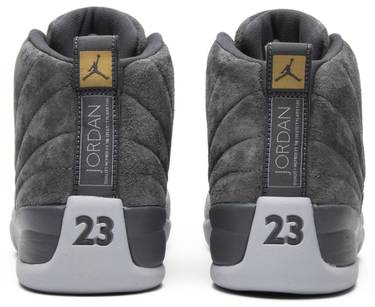 best cheap 7e4e7 9dfbc Air Jordan 12 Retro  Dark Grey