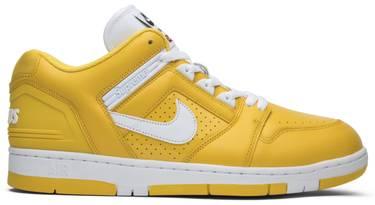 Supreme X Air Force 2 Yellow
