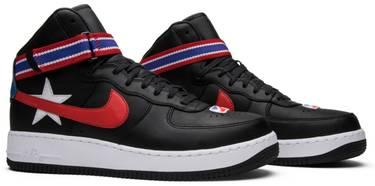 best service 8d2dd f71b5 Riccardo Tisci x NikeLab Air Force 1 High  Black