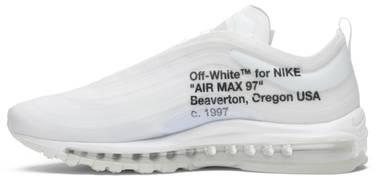 purchase cheap d2638 75cae OFF-WHITE x Air Max 97 OG  The Ten