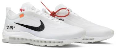 31c0ae96f6 OFF-WHITE x Air Max 97 OG 'The Ten' - Nike - AJ4585 100 | GOAT