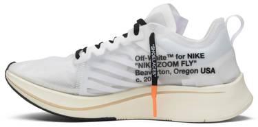 646daab72c5cf OFF-WHITE x Zoom Fly SP  The Ten  - Nike - AJ4588 100