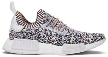 c15661e40ea NMD_R1 Primeknit 'Color Static'