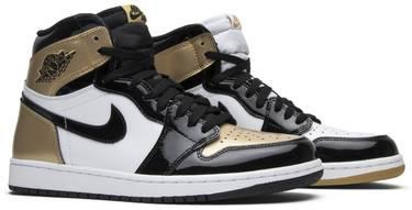 e5c7f228c61742 Air Jordan 1 Retro High OG NRG  Gold Top 3  - Air Jordan - 861428 ...