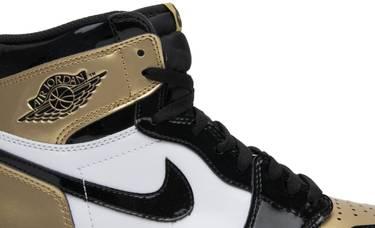9a03d16639aa Air Jordan 1 Retro High OG NRG  Gold Top 3  - Air Jordan - 861428 ...