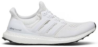 281b589586223 UltraBoost 1.0  Triple White . Kanye West famously unveiled these sneakers  ...