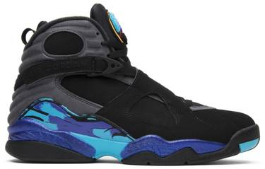 quality design ddc59 00fb6 Air Jordan 8 Retro  Aqua  2015