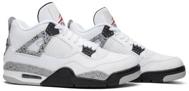 new concept 4efa8 55e48 Air Jordan 4 Retro OG  White Cement  2016
