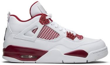 28507733bba Air Jordan 4 Retro 'Alternate 89' - Air Jordan - 308497 106 | GOAT