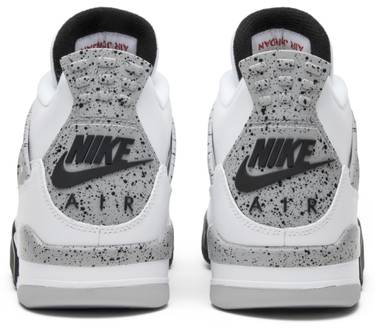 b3106425d336cd Air Jordan 4 Retro OG  White Cement  2016 - Air Jordan - 840606 192 ...