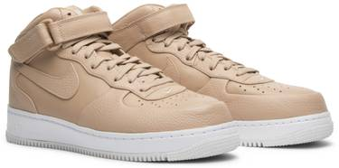 982f7af11b14 NikeLab Air Force 1 Mid  Vachetta Tan  - Nike - 819677 200
