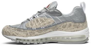 best service fe4f4 461bc Supreme x Air Max 98 'Snakeskin'