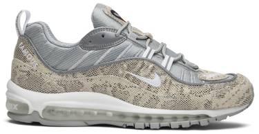 cb86f8c437 Supreme x Air Max 98 'Snakeskin' - Nike - 844694 100 | GOAT