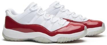 e08354624e1 Air Jordan 11 Retro Low  Cherry  2016 - Air Jordan - 528895 102