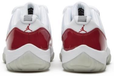 f7233f9d6ed Air Jordan 11 Retro Low 'Cherry' 2016 - Air Jordan - 528895 102 | GOAT