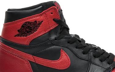 9d43fad6c0920d Air Jordan 1 Retro High OG  Banned  2016 - Air Jordan - 555088 001 ...