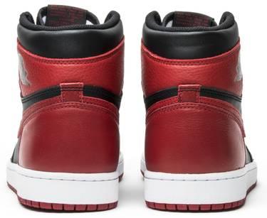 Air Jordan 1 Retro High OG  Banned  2016 - Air Jordan - 555088 001 ... 9da2f4a2f