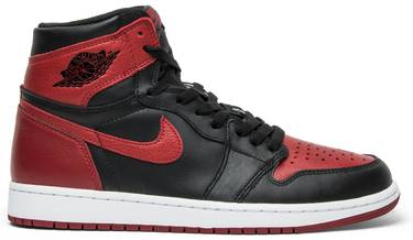 sale retailer ad26f 92c5b Air Jordan 1 Retro High OG  Banned  2016