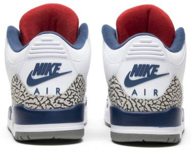 quality design 77859 de254 Air Jordan 3 Retro OG  True Blue  2016