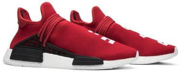 uk availability e88f6 4a256 Pharrell x NMD Human Race 'Red'